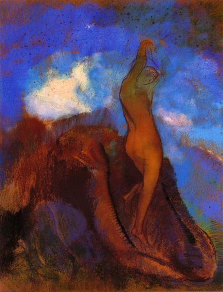 Odilon_Redon_-_The_Birth_of_Venus_.183220241_std