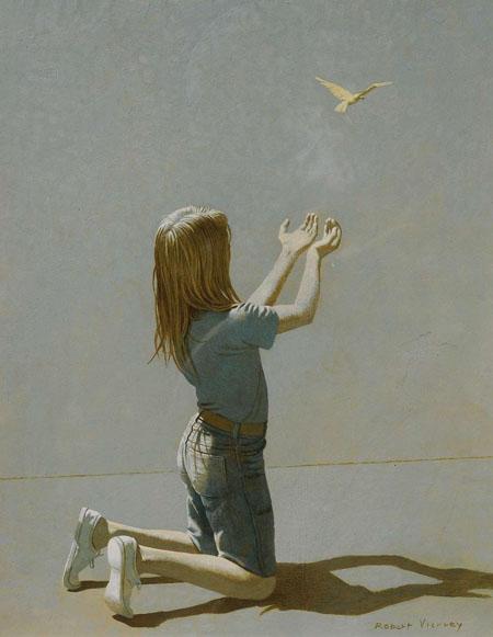 Releasing the Bird