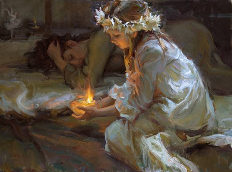 """Dawn of Hope"" Daniel F. Gerhartz"